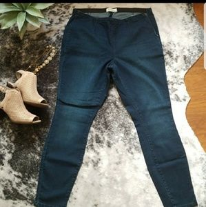 Jessica Simpson Side zip up skinny jeans - NWOT